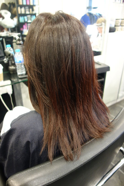 Tape Hair Extensions In London Joshua Altback Hair Extensions Salon