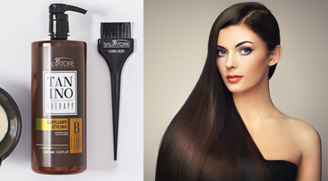 logo image of our brazilian hair straightening products