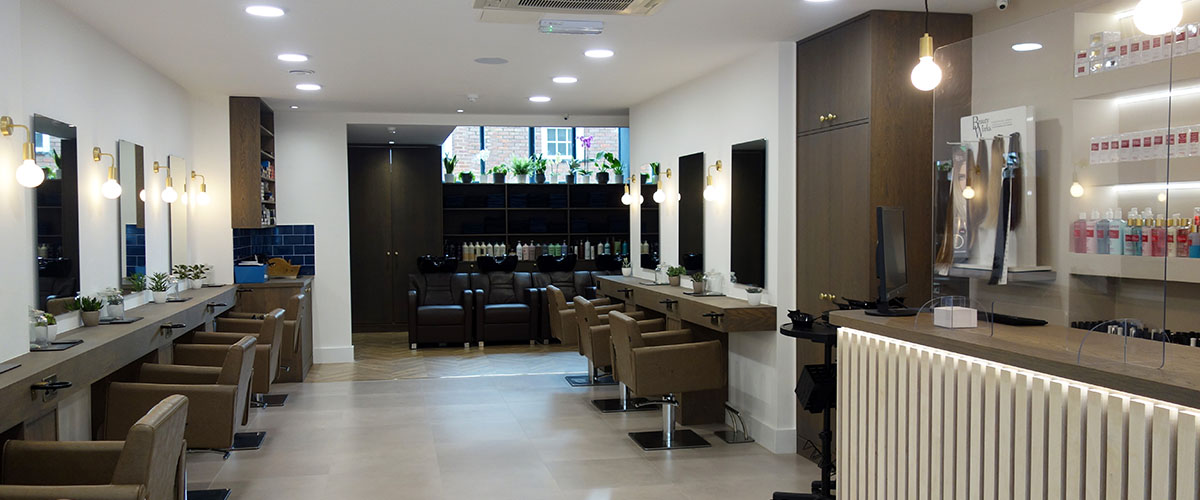Professional Hair Salon in London – Hampstead and St Johns Wood
